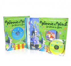 Winnie The Witch 6 Stories 2 Special Edition CDs Boxset By Valerie Thomas by Valerie Thomas and Korky Paul