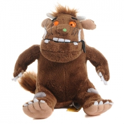 Gruffalo Sitting Soft Toy 7 inch by Aurora Brand Julia Donaldson Character by