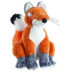 Gruffalo Fox 7 inch Branded Soft Toys Photo