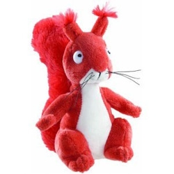 Gruffalo Squirrel 7 inch Branded Soft Toys by