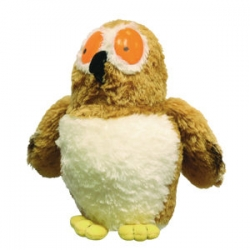 Gruffalo Character Owl Branded Soft Toys Photo