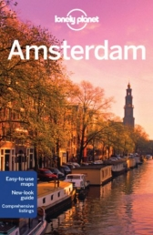 Lonely Planet Amsterdam Travel Guide Photo