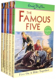 Enid Blyton Famous Five Collection 5 Books Set (6 To10) by Enid Blyton