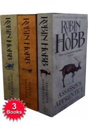 Robin Hobb Collection 3 Books Set Pack Photo