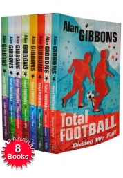 Total Football Collection 8 Books Set Photo