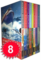 Michael Morpurgo Series 8 Books Set Children Collection Includes War Horse Pack by Michael Morpurgo