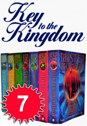 The Keys to the Kingdom (Monday to Sunday 7 Books Photo
