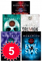 The Power of Five 5 Books Set Anthony Horowitz Photo