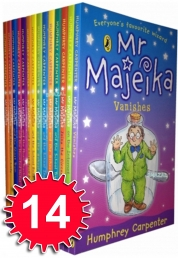 Mr Majeika Collection 14 Books Set