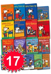 Maisy Mouse Loves Collection 17 Books Set Photo