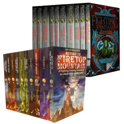 Fighting Fantasy Collection 20 Books Photo