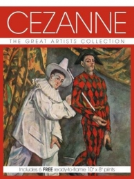 Cezanne (Print Pack) (Great Artists Collection) [Illustrated] by Editor