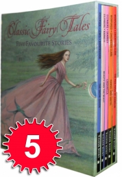 Classic Fairy Tales Five Favourite Stories Collect Photo