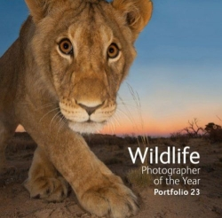 Wildlife Photographer of the Year Portfolio 23 by The Natural History Museum (Author), Rosamund Kidman Cox (Editor)