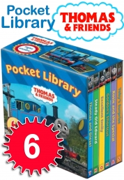 Thomas and Friends Pocket Library (Thomas & Friends) by Thomas and Friends