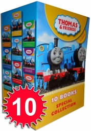 Thomas & Friends - 10 Books Box Set Collection Photo