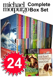 Michael Morpurgo Children Collection 24 Books Set Photo