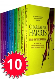 True Blood Collection, 10 Books Set Photo