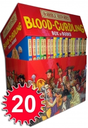 Horrible Histories Collection 20 Books Set Photo