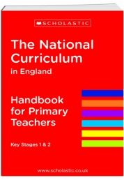 New 2014 National Curriculum England Handbook Photo