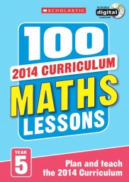 100 Maths Lessons: Year 5 (100 Lessons - New Curriculum) Photo