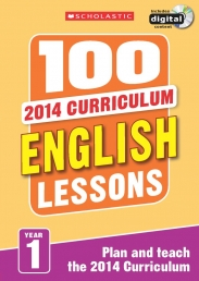 100 English Lessons: Year 1 (100 Lessons - New Curriculum) Photo