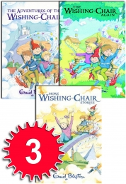 Enid Blyton The Wishing Chair Collection 3 Books Photo