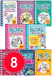 Dork Diaries Rachel Renee Russell Collection Photo