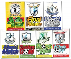 Jamie Johnson Football Series 7 Book Collection Sk Photo