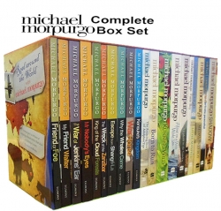 Michael Morpurgo 20 Books Box Set Collection Pack Includes War Horse and Shadow by Michael Morpurgo