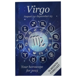 Your Horoscope 2015 Book 15 Month Forecast, Zodiac Sign, Future Reading, Tarot  Virgo by Igloo Books
