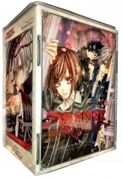 Vampire Knight Box Set 2 vols. 11-19 Books Photo