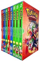Pokemon Adventures Ruby & Sapphire Collection Photo