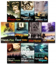 Michael Morpurgo Collection Childrens 10 Books Set by Michael Morpurgo