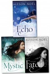 Alyson Noel The Soul Seekers Series Collection 3 Books Set by Alyson Noel