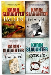 Karin Slaughter Will Trent / Atlanta Series 4 Books Collection Set by Karin Slaughter