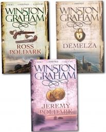 Poldark Books Winston Graham Poldark Collection 3 Books Set Photo