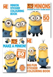 by Despicable Me 2