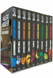 Alex Rider Collection Photo