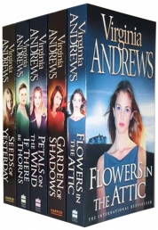 Virginia Andrews Dollanga Collection 5 Books Set - Flowers in the Attic Series