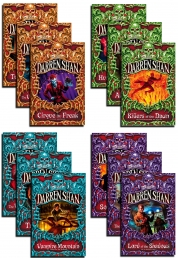 Saga of Darren Shan 12 books pack set Photo