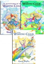 Enid Blyton The Wishing Chair Collection 3 Books Box Set Pack