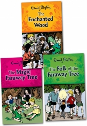 Magic Faraway Tree Collection Set Series 3 Books Box Set Brand New PB