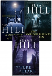 Susan Hill Simon Serrailler Series Collection Photo