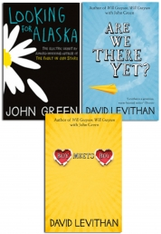 John Green And David Levithan 3 Books Collection Set by John Green & David Levithan