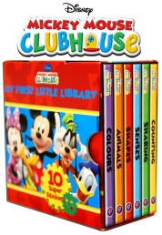 Disney Mickey Mouse Clubhouse Little Library Photo