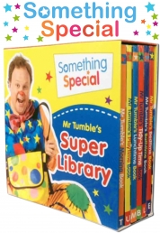 Something Special Mr Tumble's Super Library Collec Photo