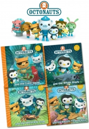 Octonauts Series 4 Book Collection Set Pack Photo