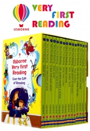 Usborne Very First Reading 16 Books Collection Set Photo