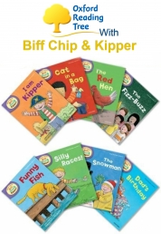 Oxford Reading Tree Read With Biff Chip Kipper Photo